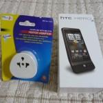 HTC Hero 開封レビュー