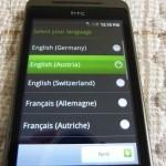 HTC Hero 初期設定