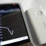 HTC HeroとKBC-L3Sちゃんと使えました。