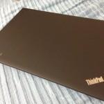 Thinkpad X1 Carbonをお借りしたのでレビューしてみる。
