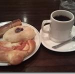 原駅近くのモーニングで調理パン食べ放題なシャンテーコジマに行ってきたけど、多分二度と行かないと思う。