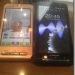 スマートフォンカフェでドコモの未発売端末 #p07c を触ってきた。ベンチマーク、マルチタッチ点数、インプレなど #androidjp #docomo