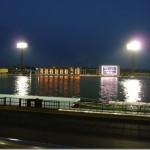 アッキーニャのCMで話題の蒲郡のボートレースに行ってきたよ! その1