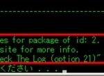 apkManagerでapkをデコンパイルする際にエラーが起きる時の解決方法 #androidjp #001ht