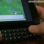 N900でエミュレーターの公式動画が問題に