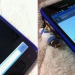 #GalaxySjp を #iphone4jp のmicroSIMで使って届いた、謎の2通のSMSの正体とは? #androidjp